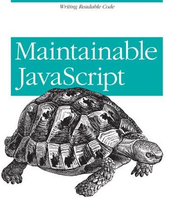 《编写可维护的JavaScript》电子书PDF下载