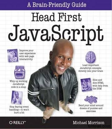 《Head First Javascript》英文版电子书下载PDF